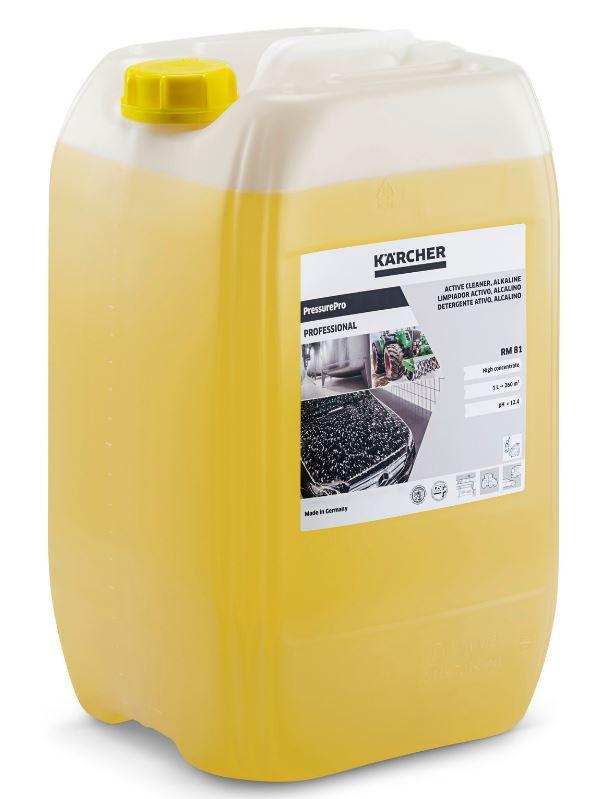 Solutie curatat exterior Karcher 20L