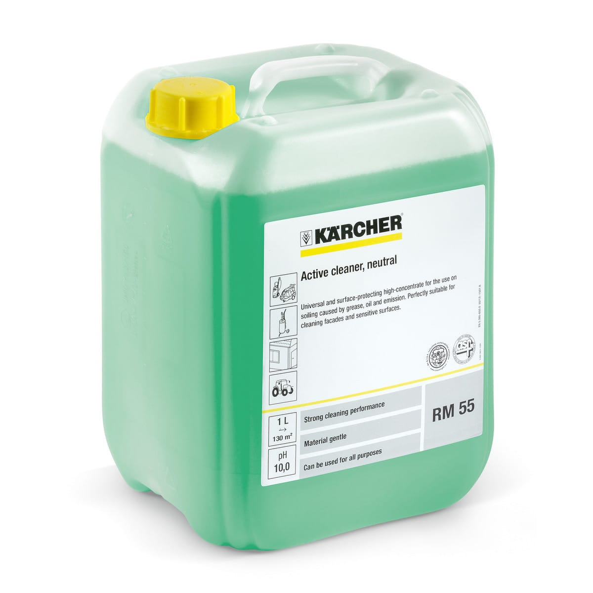 Solutie de curatare exterior Karcher 10L