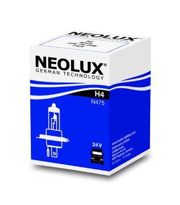 Bec auto halogen Neolux H4 24V 75/70W