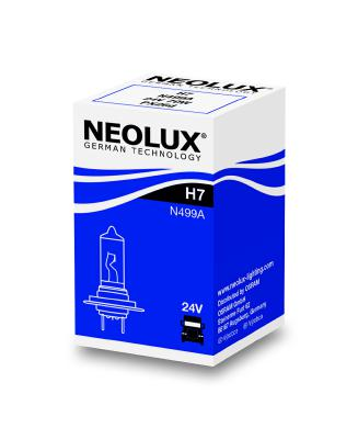 Bec auto halogen Neolux H7 24V 70W