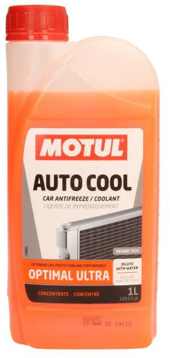Antigel diluat Motul Auto Cool Optimal G12 1L