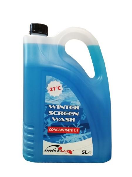 Lichid parbriz iarna concentrat DriveMax 5L