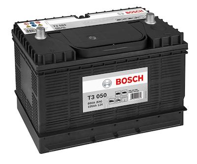 Baterie camion Bosch T3 105Ah 12V 0092T30500