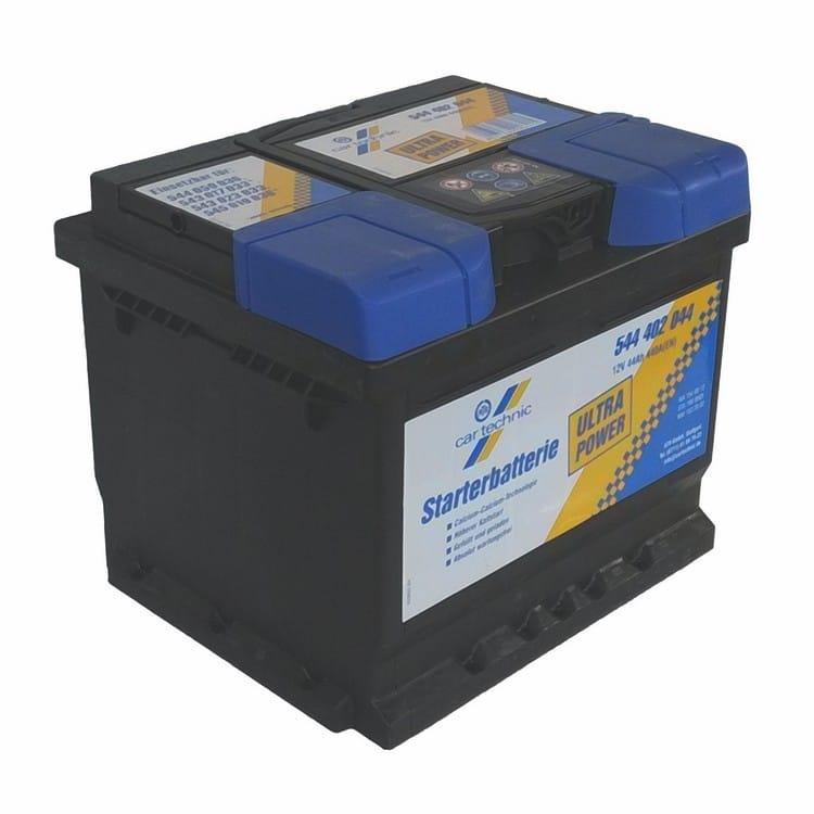 Baterie auto Cartechnic Starter Ultra Power 44Ah 12V 544402044