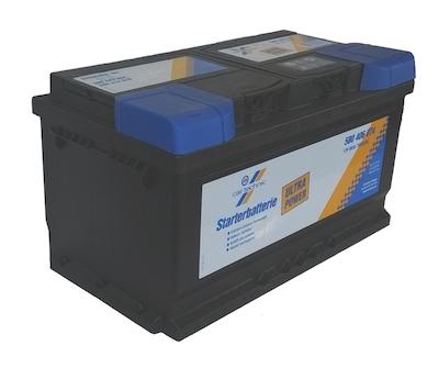Baterie auto Cartechnic Starter Ultra Power 80Ah 12V 580406074