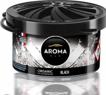 Odorizant auto Aroma Car Organic black