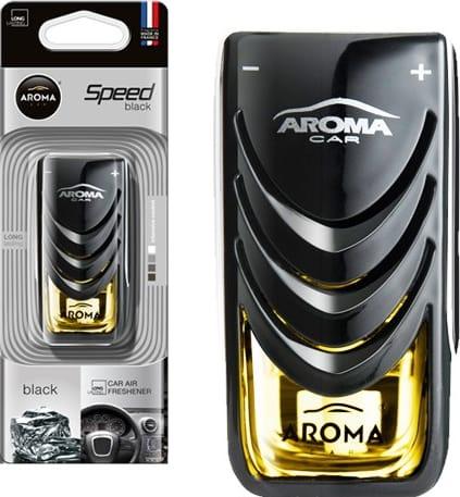 Odorizant auto Aroma Car Speed black