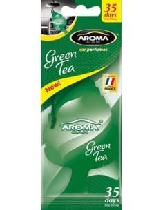 Odorizant auto Aroma Car Leaf green tea