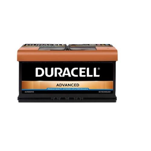 Baterie auto  Duracell Advanced 44Ah 12V