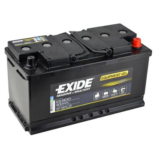 Baterie auto Exide Equipment Gel 80Ah 12V ES900