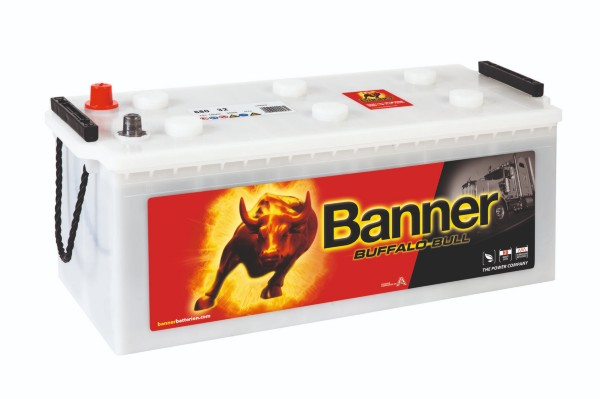 Baterie auto Banner Buffalo 120Ah 12V