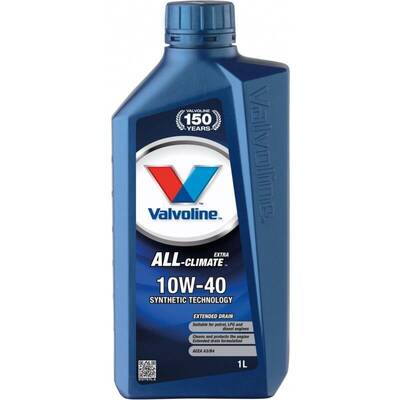 Ulei motor Valvoline 10W40 All Climate Extra 1L