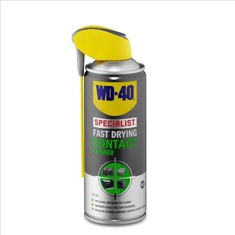 Spray curatare contacte electrice WD40 400ml