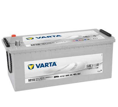 Baterie camion Varta M18 Promotive Silver 180Ah 12V 680108100