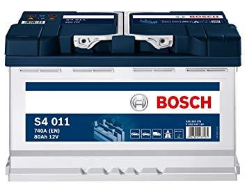 Baterie auto Bosch S4 80Ah 12V 0092S40110