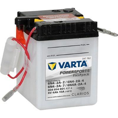 Baterie auto Varta Power Sports Sli 4 A 6V 004014001A514