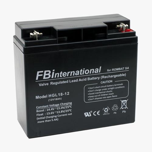 Baterie stationara Rombat 18Ah 12V HGL12-18