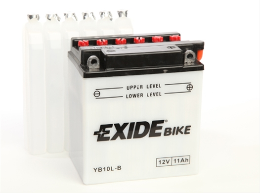 Baterie motocicleta Exide 11Ah 12V EB10L-B