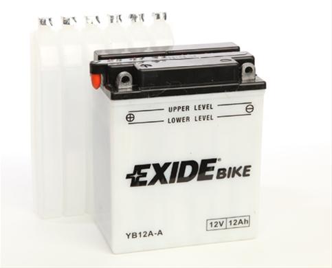 Baterie motocicleta Exide 12A 12V EB12A-A