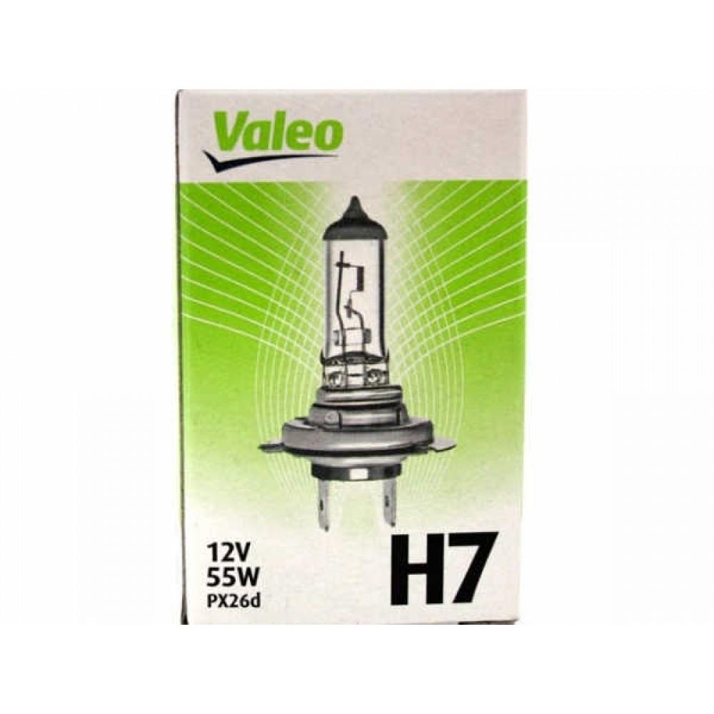 Bec auto halogen pentru far Valeo Essential H7 55W 12V 032009