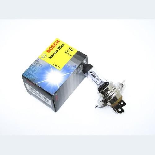 Bec auto halogen pentru far Bosch Xenon Blue H4 60/55W 12V 1 987 302 045