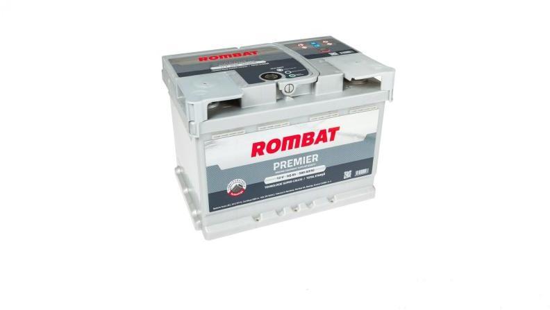 Baterie auto Rombat Premier 50Ah 500A 12V 5502370050
