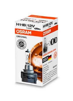 Bec auto halogen pentru far Osram Original H11 55W 12V 64241
