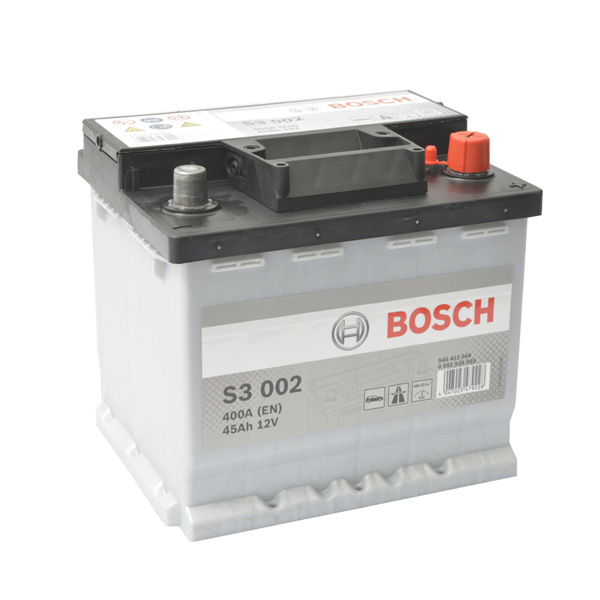 Baterie auto Bosch S3 45Ah 12V 0092S30020