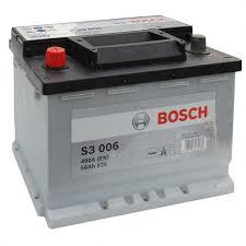 Baterie auto Bosch S3 56Ah 12V 0092S30060