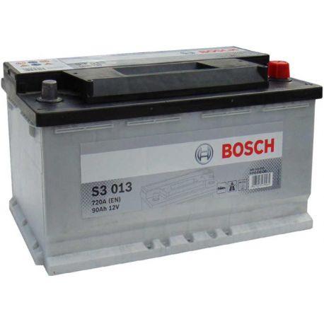 Baterie auto Bosch S3 90Ah 12V 0092S30130