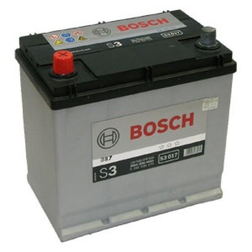 Baterie auto Bosch S3 45Ah 12V 0092S30170