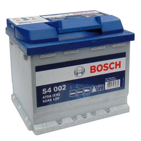 Baterie auto Bosch S4 52Ah 12V 0092S40020