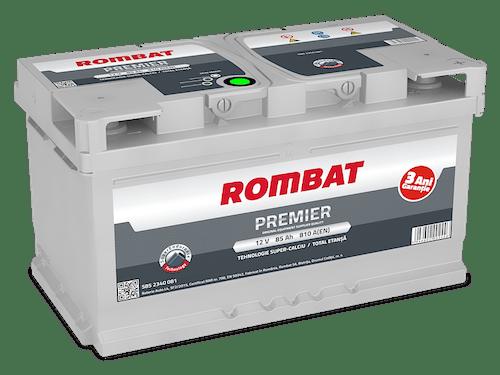 Baterie auto Rombat Premier 85AH 810A 12V 5852340081