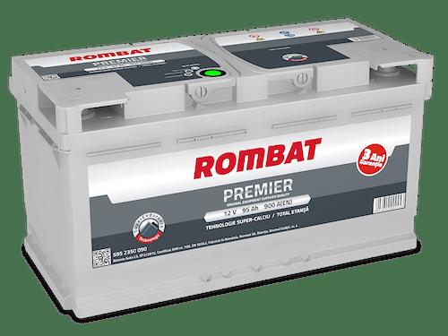 Baterie auto Rombat Premier 95AH 900A 12V 5952350090