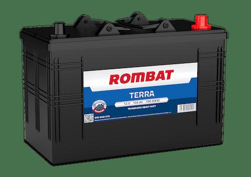 Baterie camion Rombat Terra 105AH 700A 12V 6056AJ0070