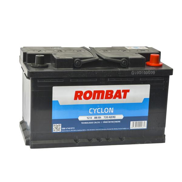 Baterie auto Rombat  Cyclon 88AH 720A 12V 5884740072