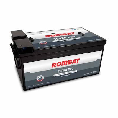 Baterie camion Rombat Terra Pro 230AH 1150A 12V 73059F3115