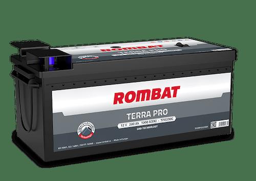 Baterie camion Rombat Terra Pro 200AH 1000A 12V 70059E3100