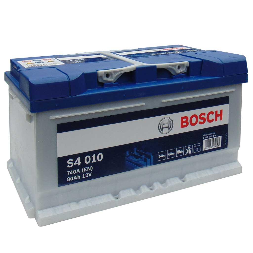 Baterie auto Bosch S4 80Ah 12V 0092S40100