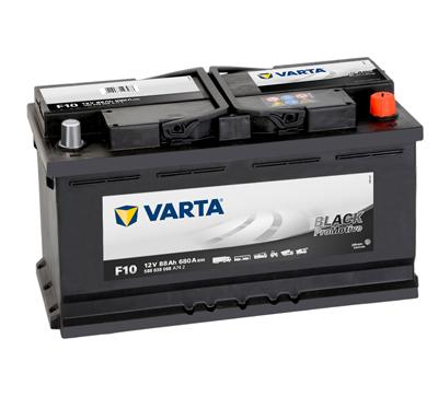 Baterie auto Varta F10 Promotive Black 88Ah 12V 588038068A742