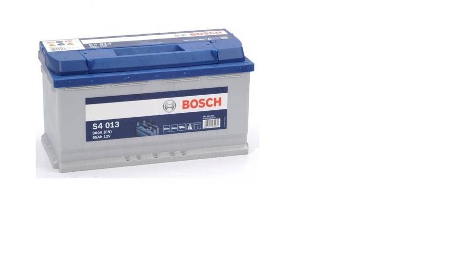 Baterie auto Bosch S4 95Ah 12V 0092S40130