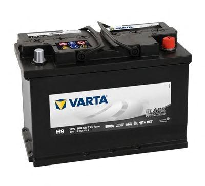 Baterie auto Varta H9 Promotive Black 100Ah 12V 600123072A742