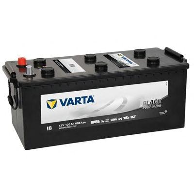 Baterie camion Varta I8 Promotive Black 120Ah 12V 620045068A742