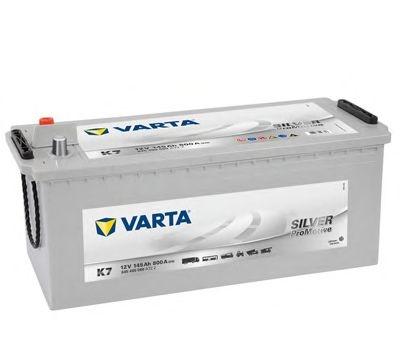 Baterie camion Varta K7 Promotive Silver 145Ah 12V 645400080A722