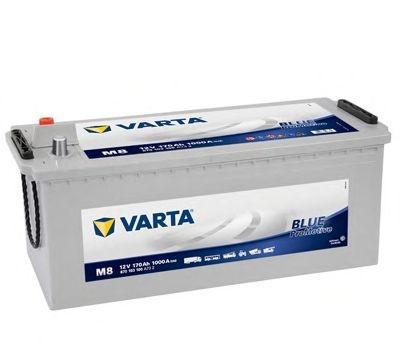 Baterie camion Varta M8 Promotive Blue 170Ah 12V 670103100A732