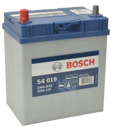 Baterie auto Bosch S4 40Ah 12V 0092S40190