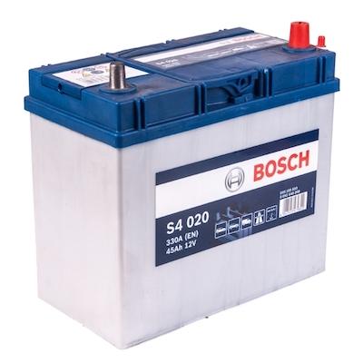 Baterie auto Bosch S4 45Ah 12V 0092S40200