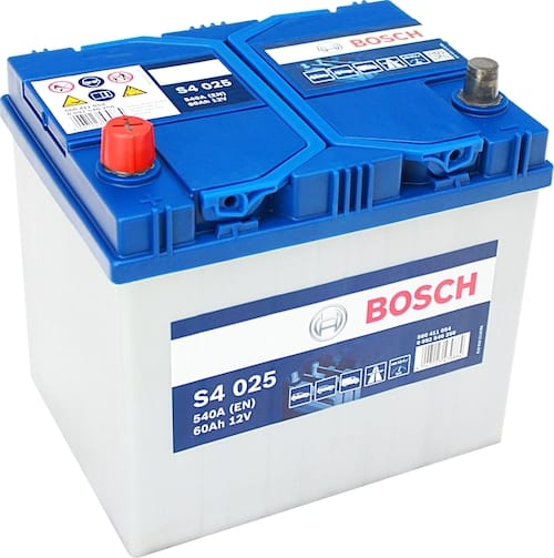 Baterie auto Bosch S4 60Ah 12V 0092S40250