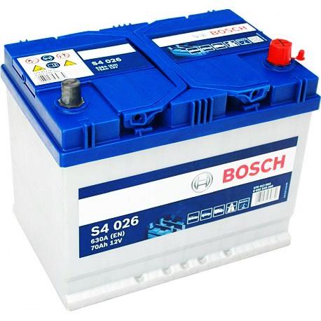 Baterie auto Bosch S4 70Ah 12V 0092S40260