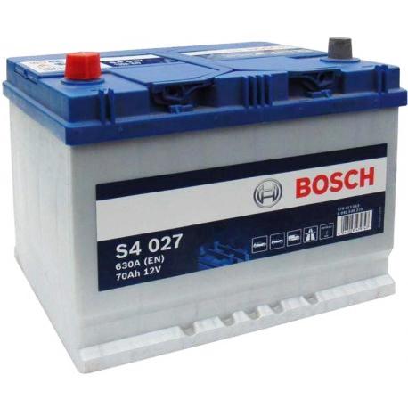 Baterie auto Bosch S4 70Ah 12V 0092S40270